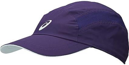 : ASICS Essential Running Cap Purple: Sports