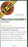 img - for Macroeconomics (Barron's EZ-101 Study Keys) book / textbook / text book