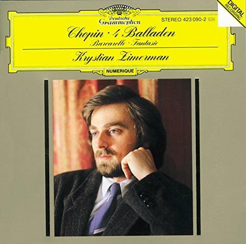 Chopin: Ballades; Barcarolle; ...