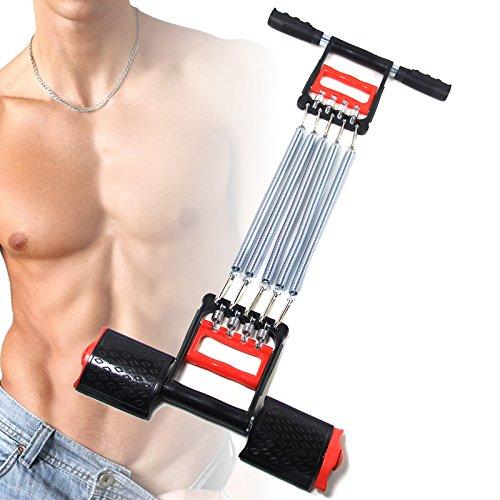 Vinteky® Multifonction extenseur de Poitrine main Fitness Tendeur de musculation exercice