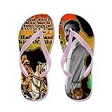 CafePress Selassie Africa - Flip Flops, Funny Thong Sandals, Beach Sandals