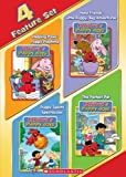 Clifford's Puppy Days - Four Feature Set