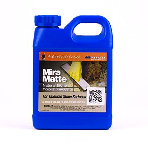 Miracle Sealants MATTE6QT Mira Matte Color & Gloss Enhancers, Quart