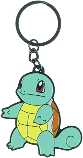 Pokemon Multi Character Keychain Officially Licensed Pokemon Accessories Metal