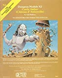 Castle Amber (Chateau d' Amberville) (Dungeons & Dragons Module X2)