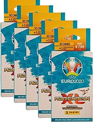Panini Adrenalyn XL-UEFA EURO 2020-Tarjetas De Edición Limitada