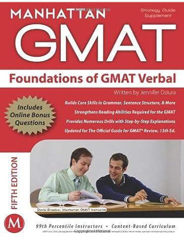 Foundations of GMAT Verbal 0005 Edition price comparison at Flipkart, Amazon, Crossword, Uread, Bookadda, Landmark, Homeshop18