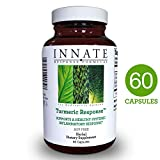 INNATE Response Formulas - Turmeric Response, Support for Healthy Inflammatory Response with BioPerine Black Pepper Extract, 60 Capsules