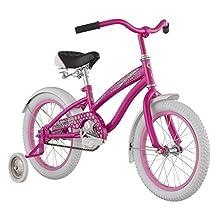 Diamondback 2015 Mini Della Cruz Girls Complete Cruiser Bike, Pink-20