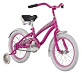 Diamondback Bicycles Youth Girls 2015 Mini Della Cruz Complete Cruiser Bike, Pink