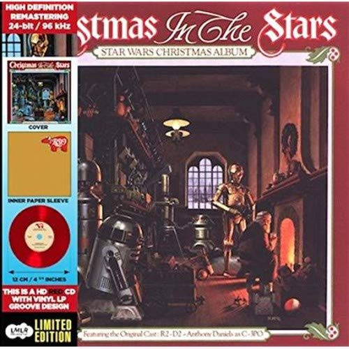 Christmas in the Stars: Star Wars Christmas Album ()