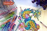 Shuttle Art 260 Pack Gel Pens Set 220% Ink Gel