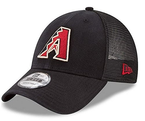 - New Era MLB Arizona Diamondbacks Baseball Hat Cap 940 Trucker Snapback 11591215