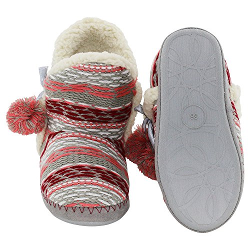Grau Women's Grau Women's Slippers brandsseller Coral brandsseller Slippers Coral BSRUp