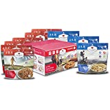 Wise Foods Company Favorites 72 Hour Cook-in-Pouch Meal Kit