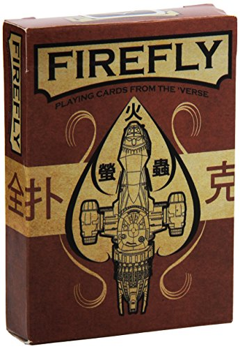- QMx Firefly Playing Cards