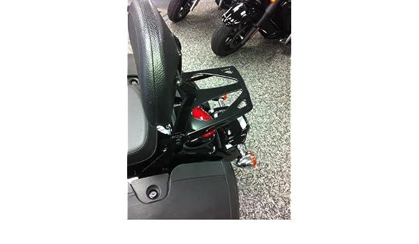 Suzuki 990A0-75166 Chrome Rear Rack