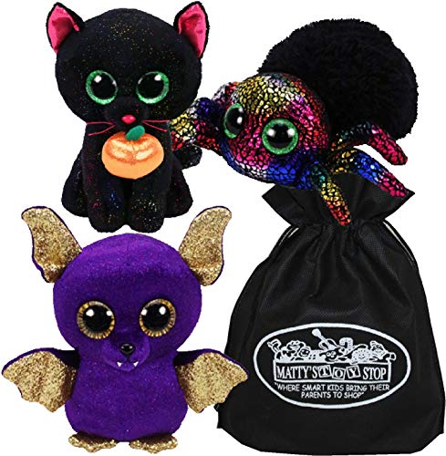 Ty Beanie Boos Count, Leggz & Potion Set