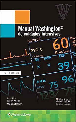 Manual Washington de cuidados intensivos (Spanish Edition) 2nd Edition, Kindle Edition