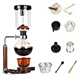 Best KitchenAid 1 Cup Coffee Makers - Syphon Coffee Maker Japanese Style Vacuum Glass Siphon Review