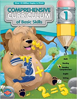 Comprehensive Curriculum of Basic Skills, Grade 1: Amazon ca