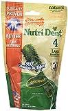 Nylabone Nutri Dent Large Original Flavored Extra Fresh Dog Treat Bone