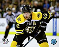 "David Backes Boston Bruins NHL Action Photo (Size: 8"" x 10"")"