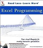Excel Programming, Jinjer L. Simon and Marangraphics Staff, 076453646X