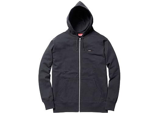 294d6b522f52 Supreme FW17 Small Box Logo - Black at Amazon Men's Clothing store: