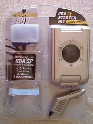 - Gaming Edge GameBoy Advance SP Starter Kit