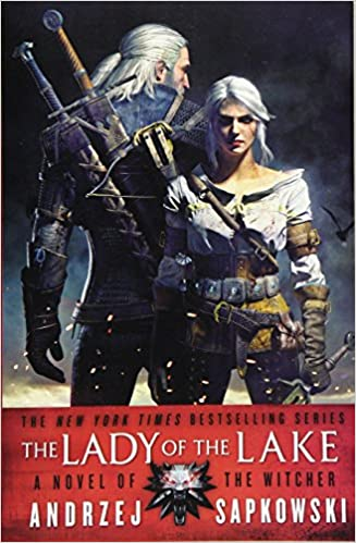 The Lady of The Lake. The Witcher #5 book cover