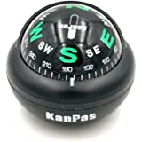 KanPas Automotive Compass Ball for Car or Boat