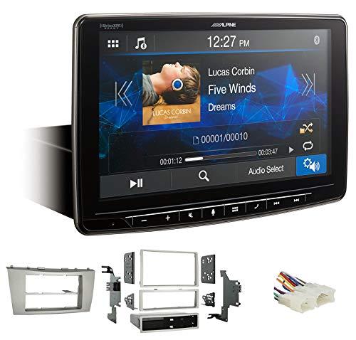 Alpine Digital Media Bluetooth Receiver w/ CarPlayr For 07-11 Toyota Camry
