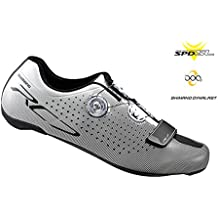 SHIMANO SH-RC7 Cycling Shoe - Men\'s White; 47.0