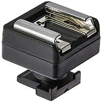 JJC MSA-1 Canon Videocámara Mini Hot to Universal Shoe Adapter