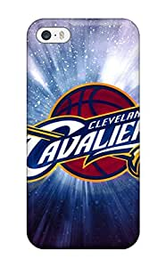 New Style 7843389K852465085 cleveland cavaliers nba basketball (37) NBA Sports & Colleges colorful iPhone 5/5s cases