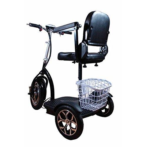 Vehicule electrique pour personnes à mobilité reduite