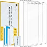 Mr Shield For Lenovo K3 Note (K50-T5) / A7000 Premium Clear Screen Protector [3-PACK] with Lifetime Replacement Warranty