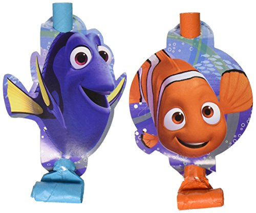Finding Dory Party Supplies - Blowouts (8) ()