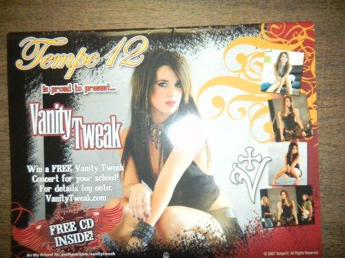 2007 And 2008 Calendar - Tempe 12 Presents Girls of the Pac 10 2007-2008 Calendar