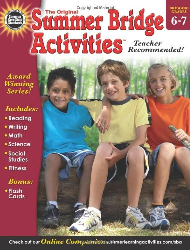 Download Summer Bridge Activities®, Grades 6 - 7 PDF