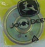 NIB JOHN DEERE FLAT IDLER PULLEY AM103018 LX277 LX279 SST 15 16 18 130 160 180 ;#by:marspt