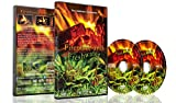 Fire DVD and Freshwater Fishes DVD - 2 DVD set Fireplace and Freshwater  Aquariums 2016