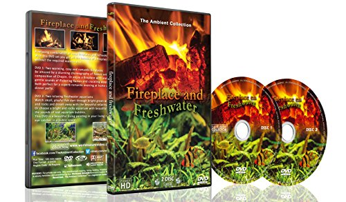 living fireplace dvd - 3