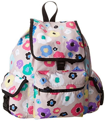 Voyager Carry On - LeSportsac Voyager Backpack Handbag,Tuileries,One Size