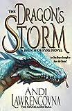 The Dragon's Storm: A Breath of Fyre Novel: (A Dragon Romance)