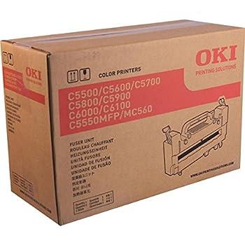 Amazon.com: Okidata 43854901/120 V fusor para C710 por OKI ...
