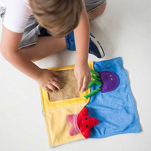 Fun and Function At the Beach Discovery Bag Toy and Sensory Motor Aid by Fun and Function