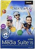 Software : Cyberlink Media Suite 15 Ultra