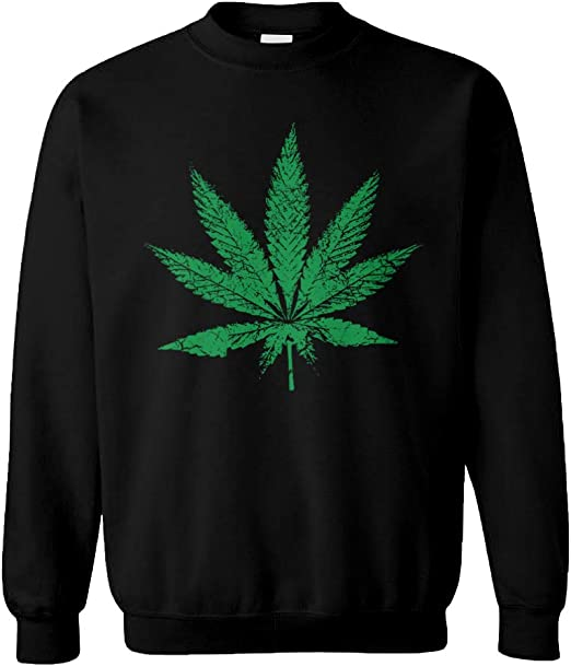 420 to Be Biggest Sales Day Mens Long Sleeve Crew Neck Pullover